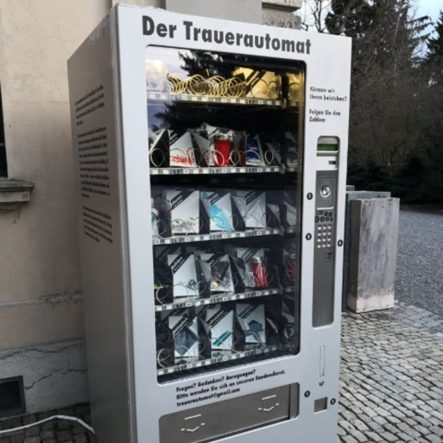 Der Trauerautomat