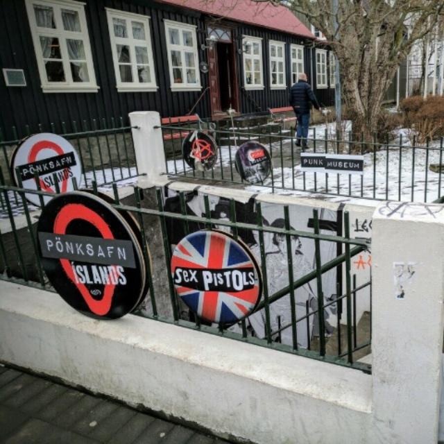 Icelandic Punk Museum