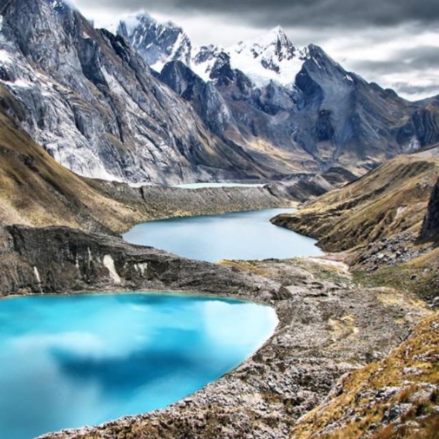 Cordillera Huayhush Trek