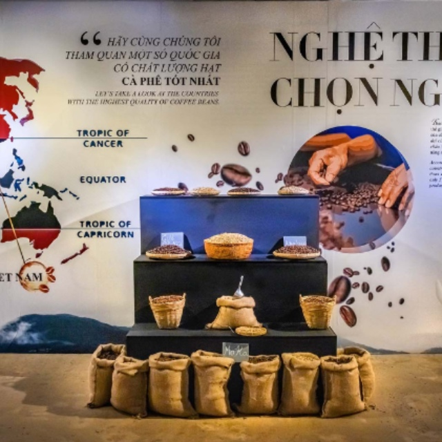 Visit the Heart of Coffee Making