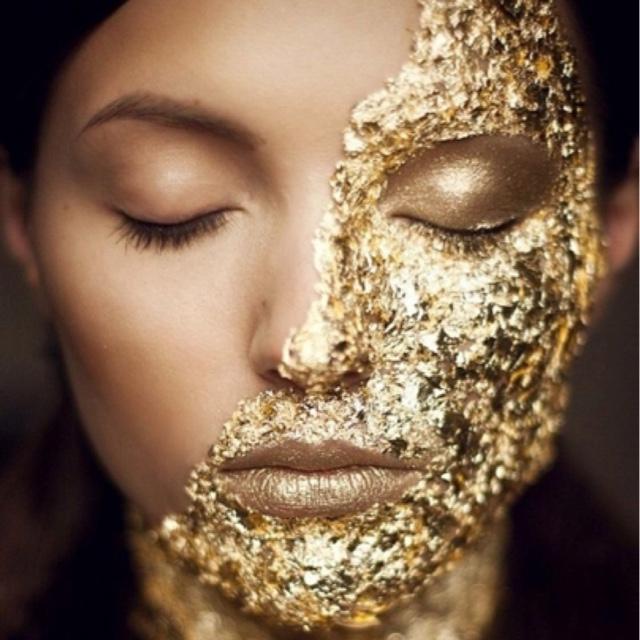 Twenty Four Carat Gold Facial