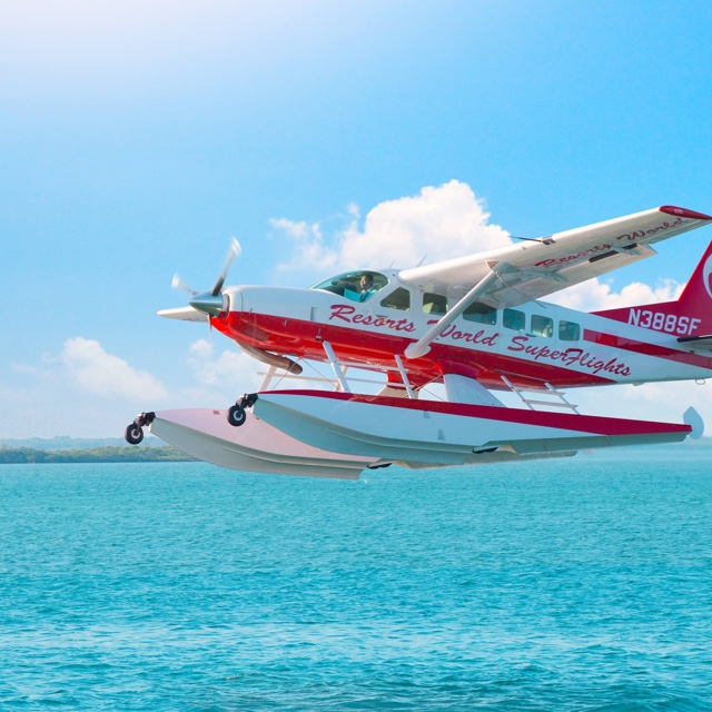 Explore Exumas by Seaplane