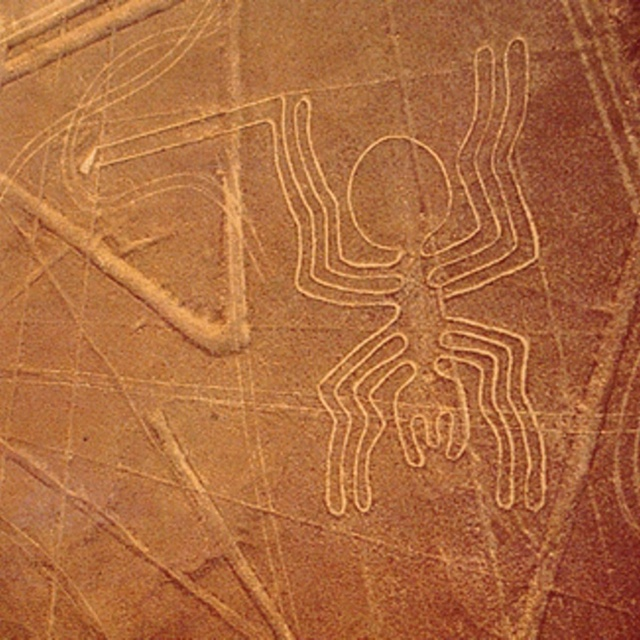 Fly over the Nazca Lines
