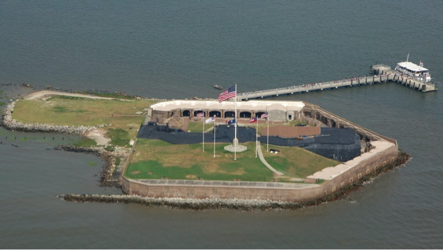 Visit Fort Sumter National Monument