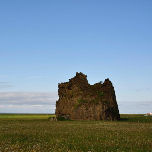 Drangurinn Rock