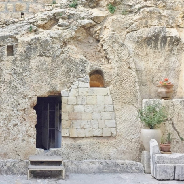 Garden Tomb and Calvary