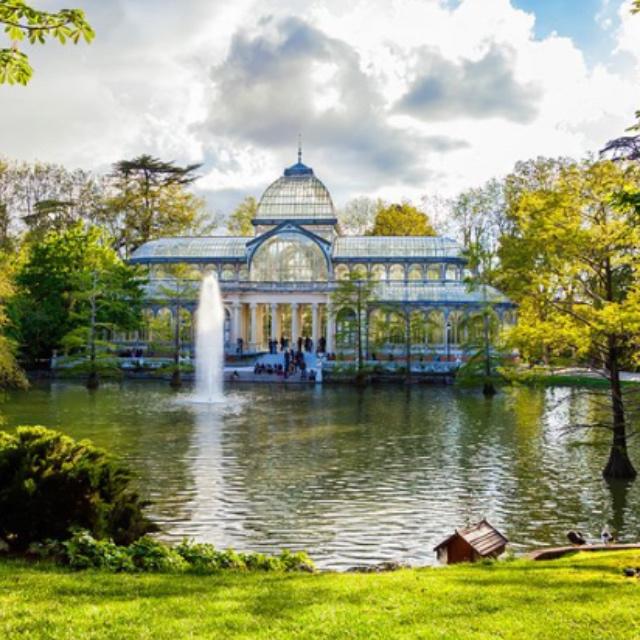 Crystal Palace at Buen Retiro Park