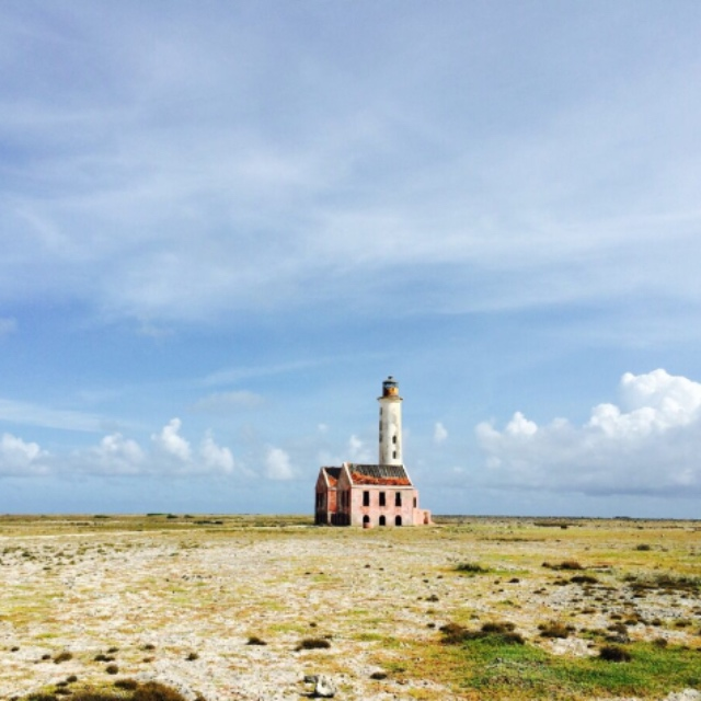 Explore the Deserted Island of Little Curacao
