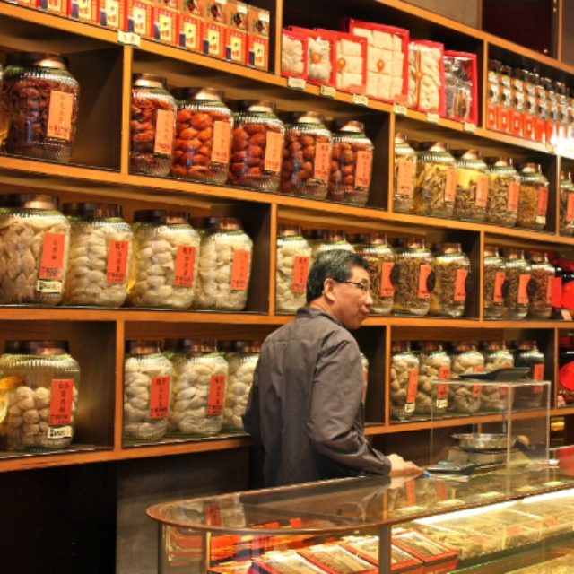 Visit a Traditional Chinese Medicine Shop