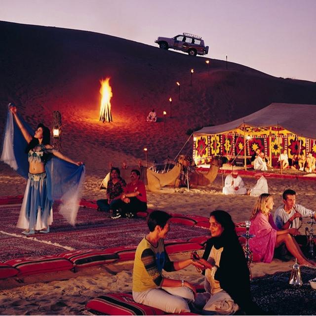 Desert Adventure Safari