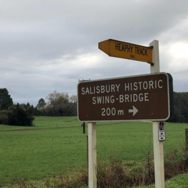 Salisbury Historic Swing-Bridge