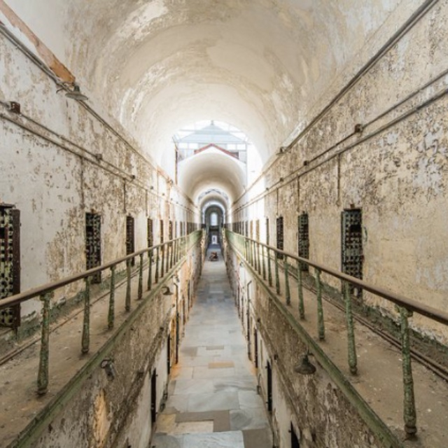 World's First Penitentiary at Eastern State Penitentiary