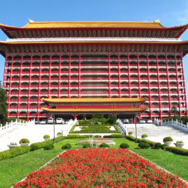 Stay Overnight at The Grand Hotel Taipei
