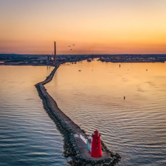 Walk the Great South Wall