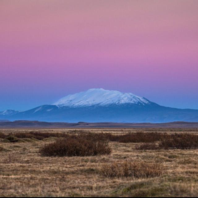 Climb Hekla Volcano
