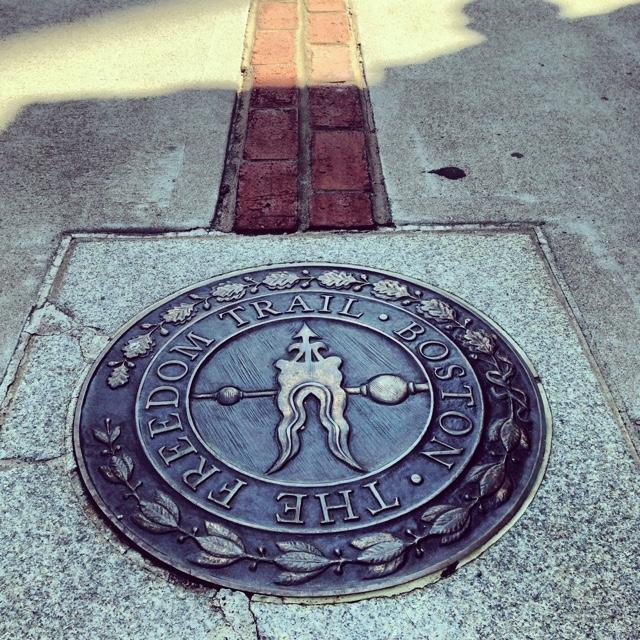Walk the Freedom Trail