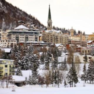 Alpine Skiing in St. Moritz