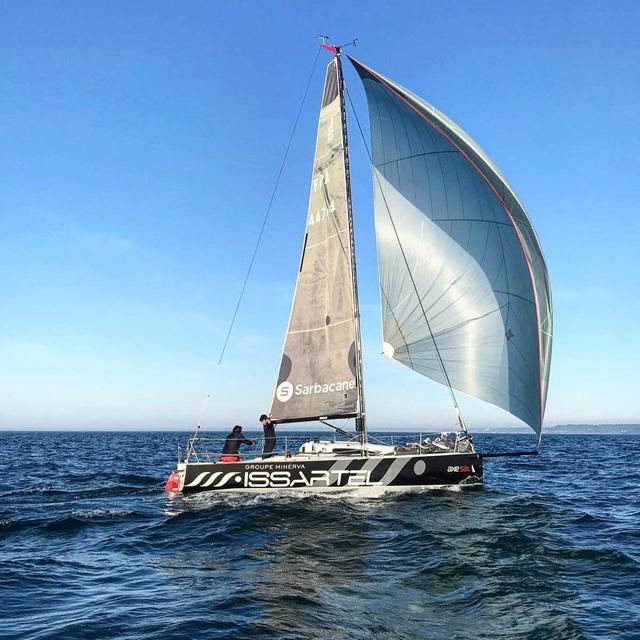 Race a Sailboat to Mackinac Island