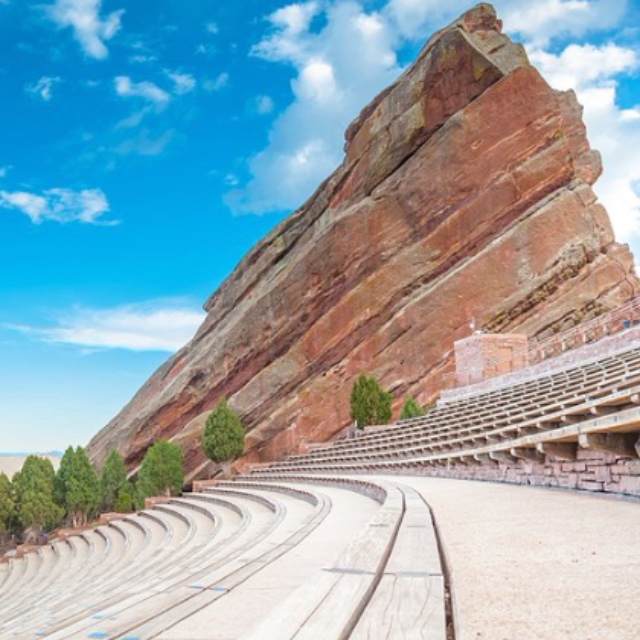 Live Music at Red Rocks Park and Amphitheater