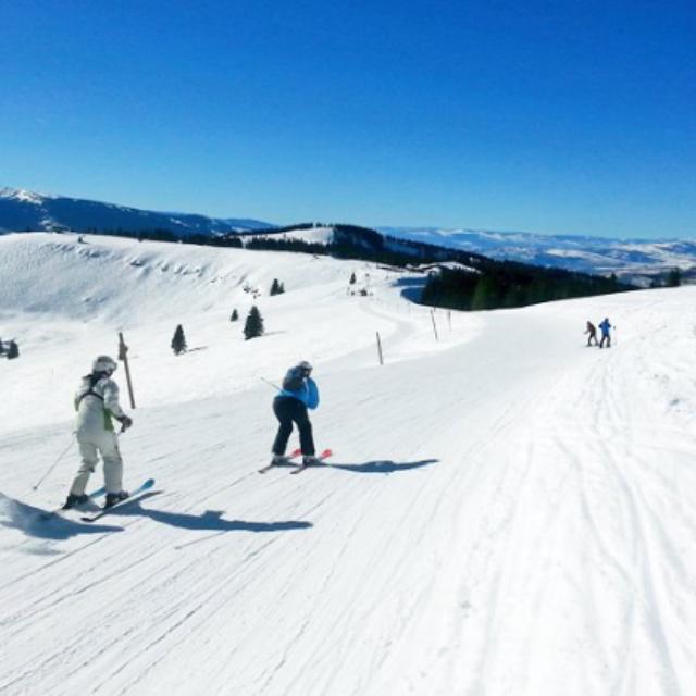 Ski at Vail Ski Resort