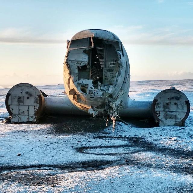 U.S. Navy DC-3 Wreckage