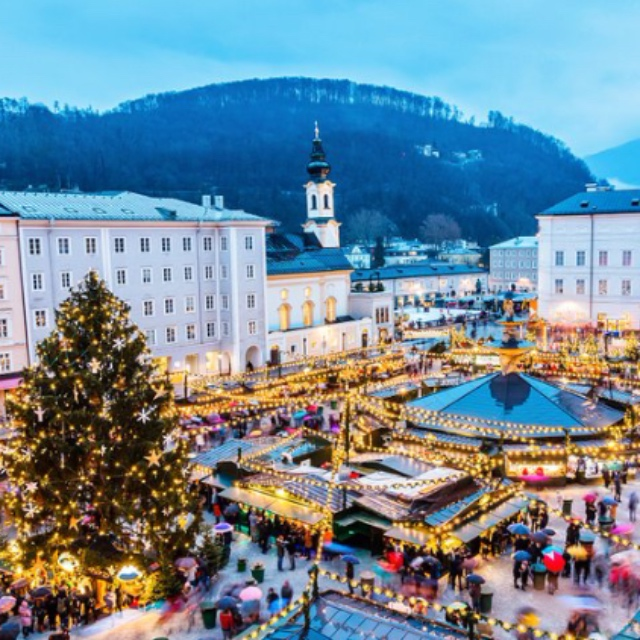 Visit Christmas Markets