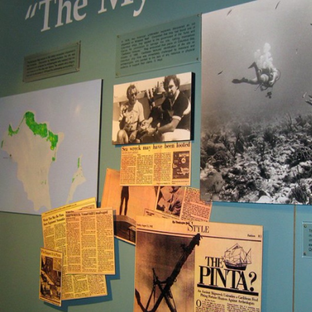 Turks and Caicos National Museum in Grand Turk