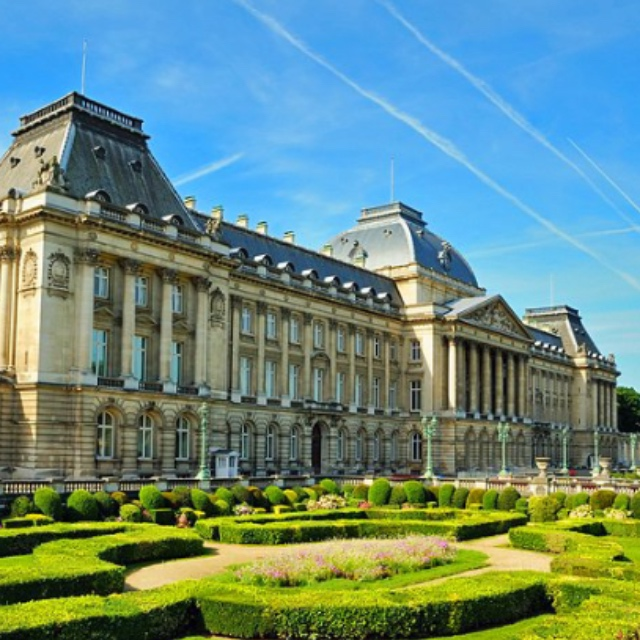 Royal Palace on Place Royale