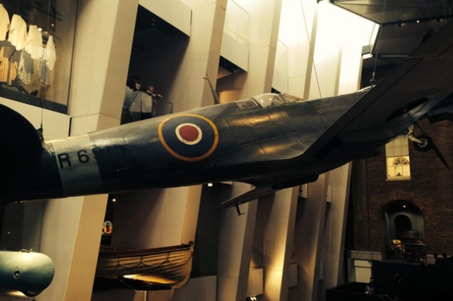 The Imperial War Museum London