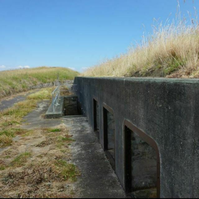 Abandoned WWII Structures of Motutapu Island