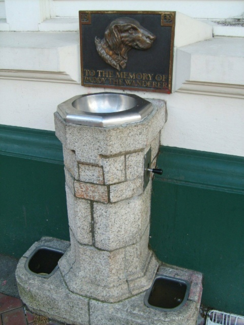 Paddy the Wanderer Fountain