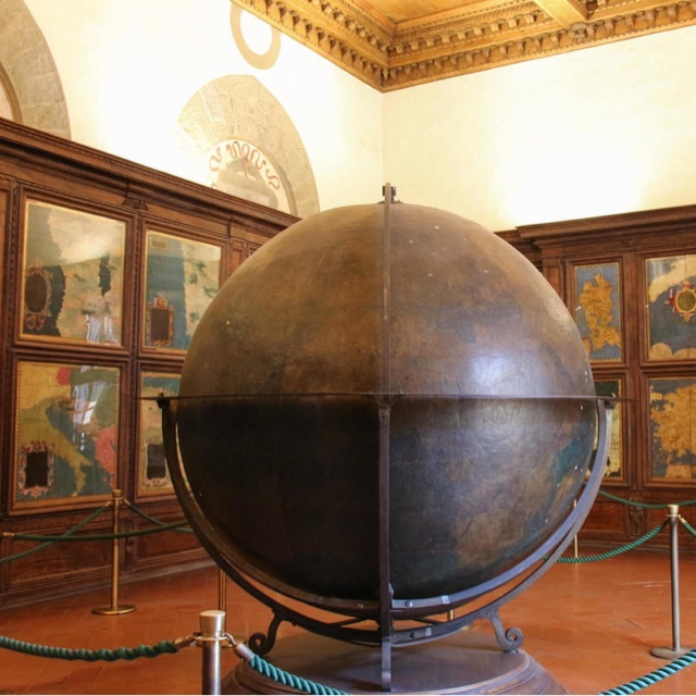Medici Hall of Maps