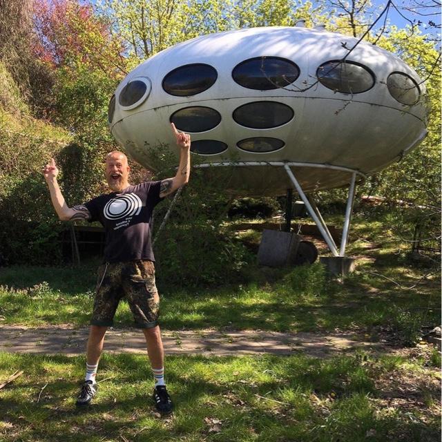 UFO Futuro House