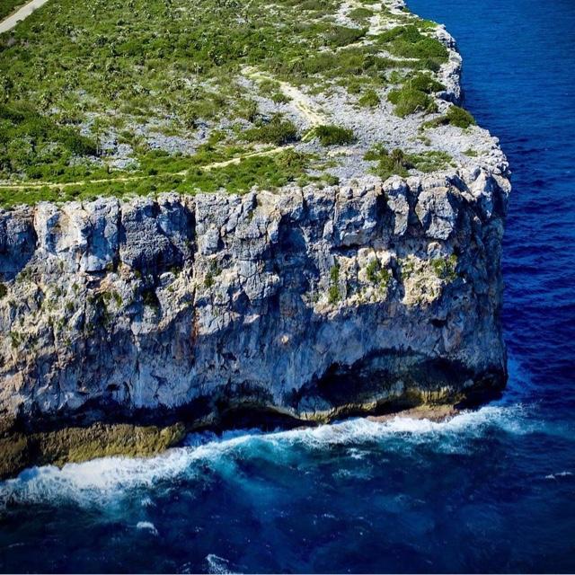 Rock Climb Cayman Brac