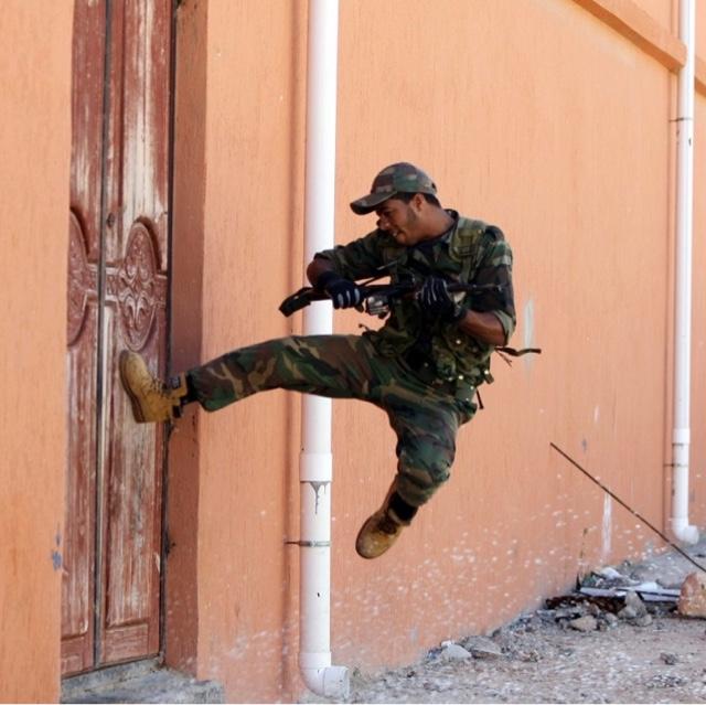 Kick in a Door