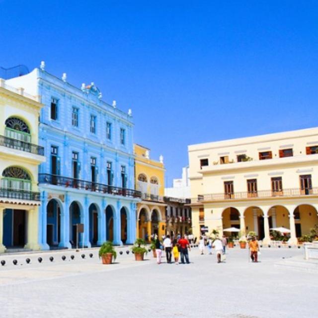 Explore Old Havana