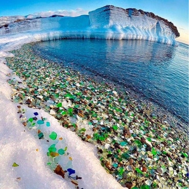 Hunt for Sea Glass