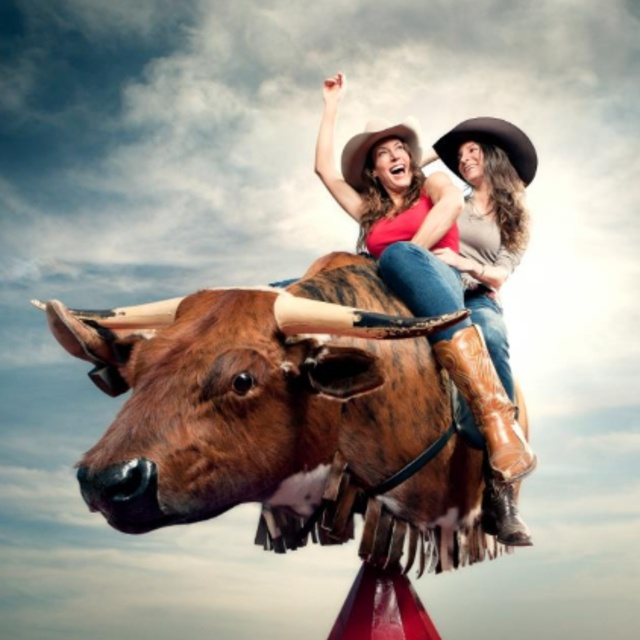 Ride a Mechanical Bull