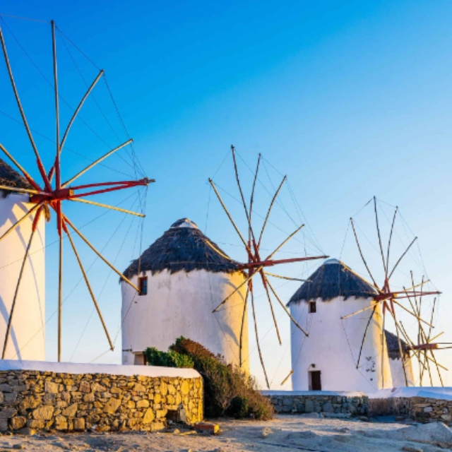 Spend the Night in a Windmill