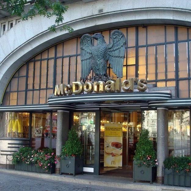 McDonalds Imperial
