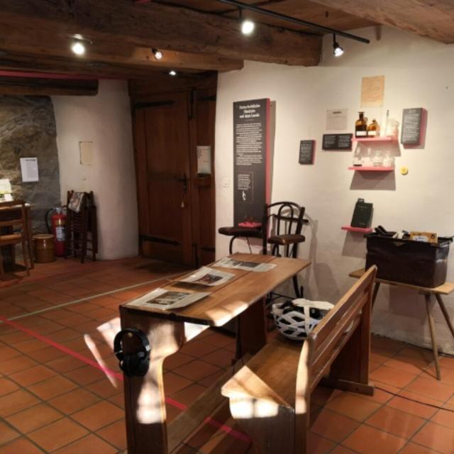 Johanna Spyri Museum