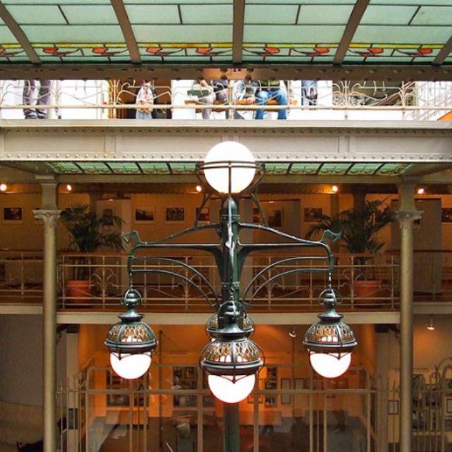 Belgian Comic Strip Center