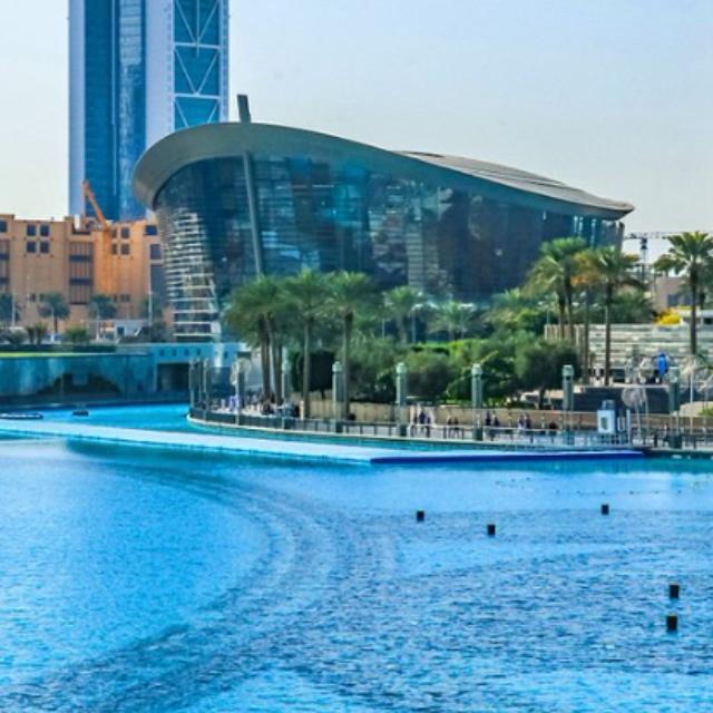 World Class Theater at Dubai Opera