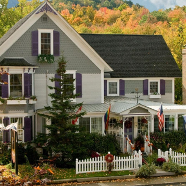 Stay at a Bed and Breakfast in the Country