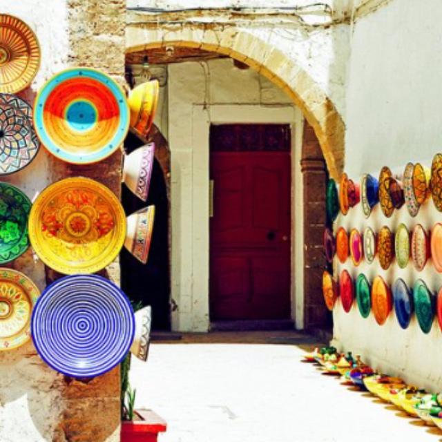 Shop the Street Markets in Marrakesh