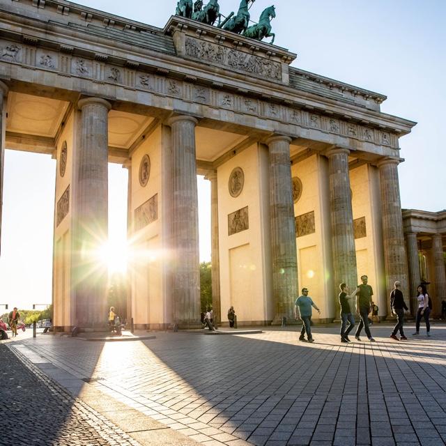 See Brandenburg Gate