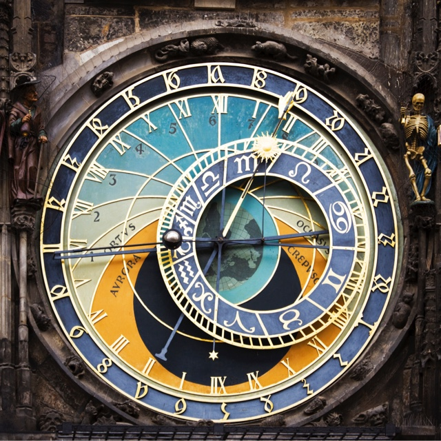 Watch the Astronomical Clock