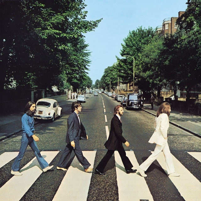 Visit Abby Road