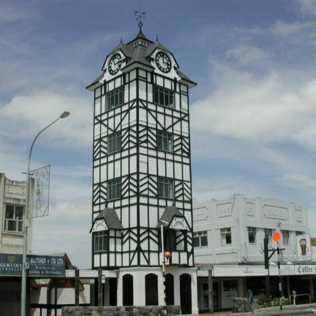Stratford Glockenspiel Clock Tower