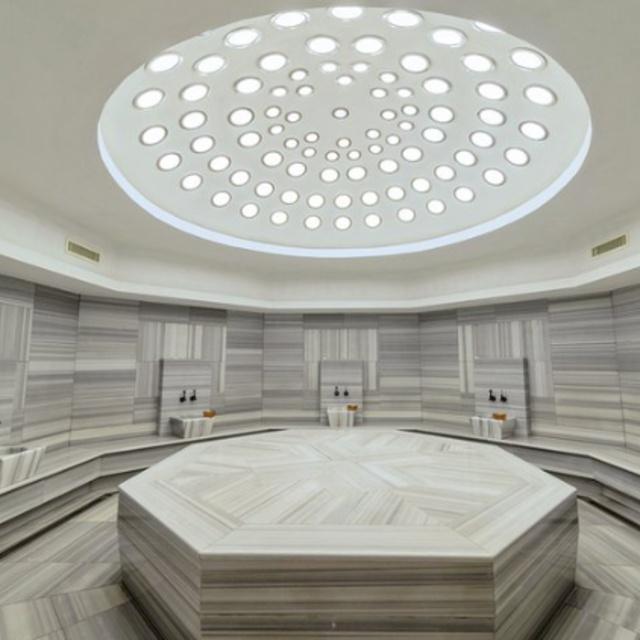 Enjoy a Turkish Bath